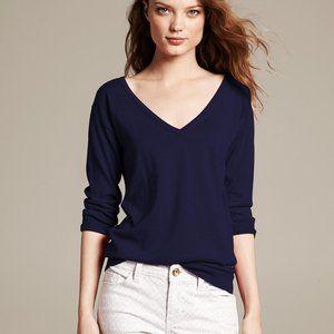 ✨ Navy Blue Pullover
